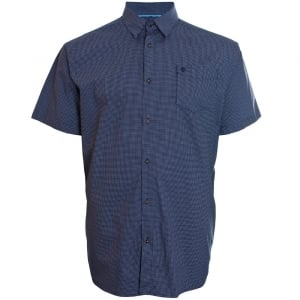 Mish Mash Kingsize Wilson S/S Shirt Navy