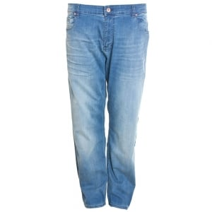 Mish Mash Kingsize Ericson Jeans Light Wash