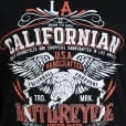 Espionage Kingsize California T-Shirt Black