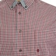 Mish Mash Kingsize Norway L/S Shirt Red