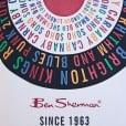 Ben Sherman Kingsize Text Target T-Shirt White