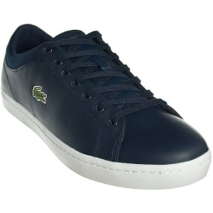 Lacoste Straightset SPT 1161 Trainers Navy