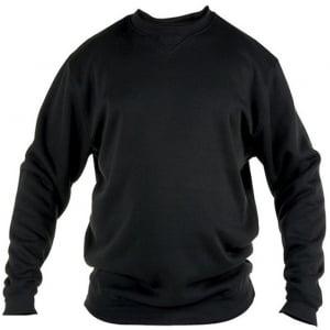 Rockford Kingsize Crew Sweatshirt Black