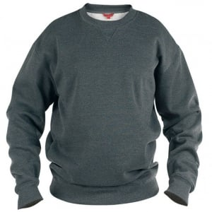 Rockford Kingsize Crew Sweatshirt Grey