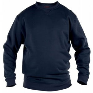 Rockford Kingsize Crew Sweatshirt Navy