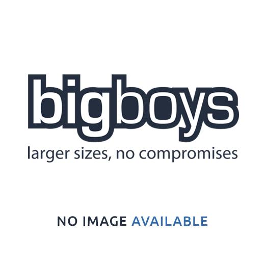 D555 Kingsize John Fleece Cargo Shorts Grey