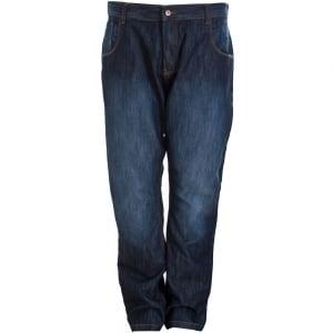 Carabou Big Mens Raphael Valencino RV116 Jeans Indigo