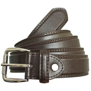Carabou Kingsize 5026 Leather Belt Brown