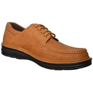 D555 by Duke Kingsize Keanu Shoes Tan