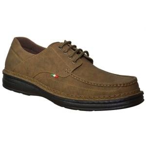 D555 by Duke Kingsize Keanu Shoes Khaki