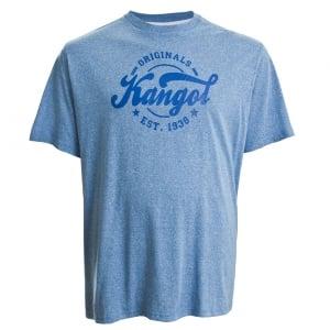 Kangol Kingsize Herst Plus T-Shirt Light Blue