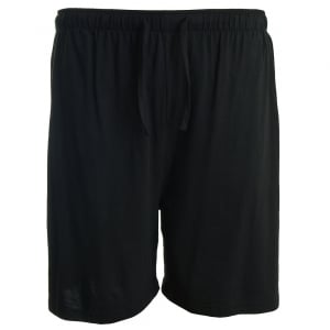 Espionage Kingsize PJ034 Lounge Shorts Black