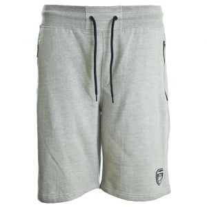 Loyalty & Faith Kingsize Jodfree Shorts Grey Marl