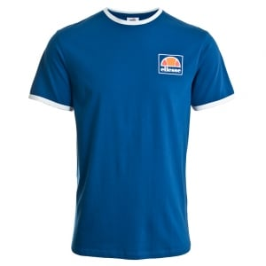 Ellesse Montefello T-Shirt Monaco Blue