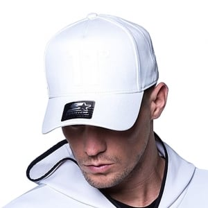 11 Degrees X Starter Matte Trucker Cap White