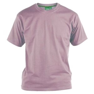 D555 Kingsize Flyers T-Shirt Pale Grape