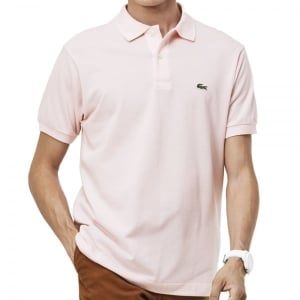 Lacoste Kingsize L1212 Polo Flamingo