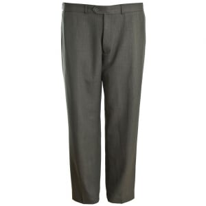 Carabou Kingsize GTT Travel Active Waist Trousers Brown