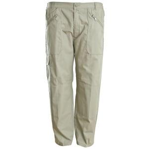 Carabou Kingsize GAC Action Trousers Stone