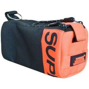 Superdry Kewer 2 Zip Pencil Case Navy/Orange