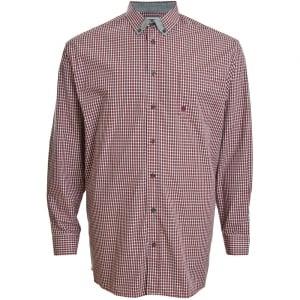 Mish Mash Kingsize Norway L/S Shirt Red