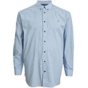Mish Mash Kingsize Gage L/S Shirt Sky