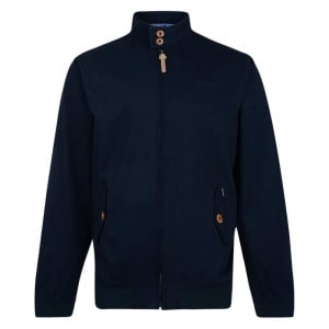 Lambretta Harrington Jacket Navy