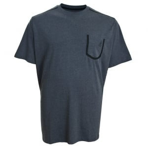 Kangol Kingsize Sable T-Shirt Navy Marl