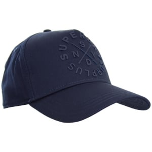 Superdry Surplus Goods Cap Navy