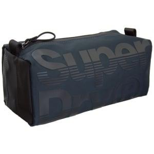 Superdry Premium Lineman Travel Bag Navy
