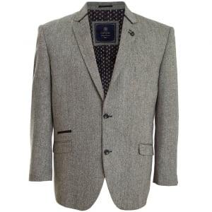 Cavani Kingsize Barkley Jacket Grey