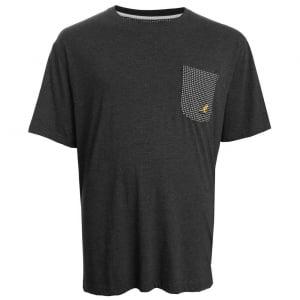 Kangol Kingsize Walle T-Shirt Black