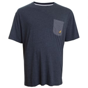 Kangol Kingsize Walle T-Shirt Navy