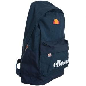 Ellesse Regent II Backpack Navy Marl