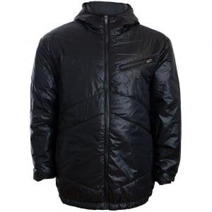 Kangol Kingsize Stoney Hooded Jacket Black