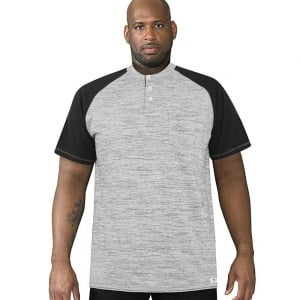 D555 Kingsize Mayfair T-Shirt Light Grey Reno
