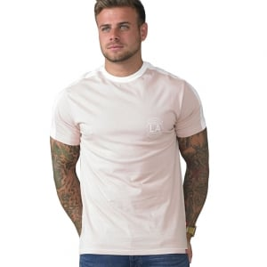 D555 Kingsize Rick T-Shirt Dusty Pink
