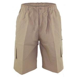 D555 Kingsize Nick Cargo Shorts Sand
