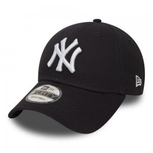 New Era NY Yankees Essential 9Forty Cap Navy/White