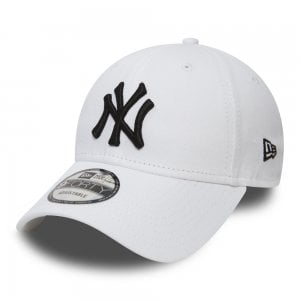 New Era NY Yankees Essential 9Forty Cap White/Black