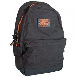 Superdry Fresh International Montana Backpack Black