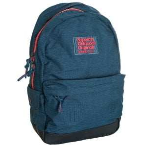 Superdry Fresh International Montana Backpack Navy Marl