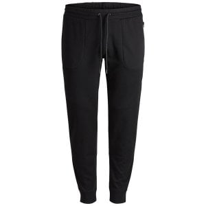 Jack & Jones Plus Size Core Will Sweat Pants Black