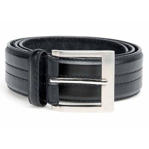D555 Kingsize Harley Belt Black