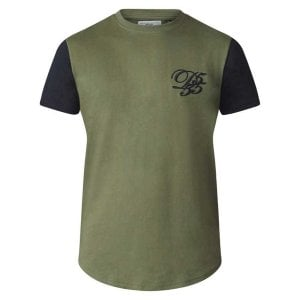 D555 Kingsize Demarcus T-Shirt Khaki