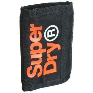 Superdry Freshman Wallet Black