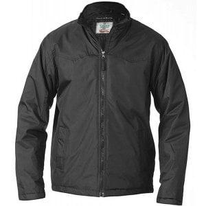 D555 Kingsize Rayford Padded Jacket Black