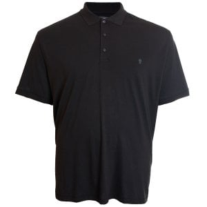 French Connection Kingsize 56KIK Basic Polo Black