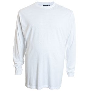 Espionage Kingsize T015 Long Sleeve T-Shirt White