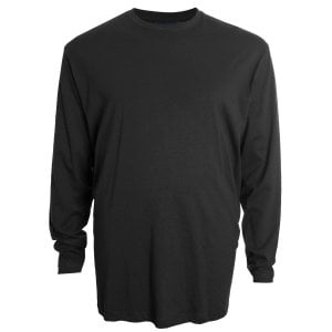 Espionage Kingsize T015 Long Sleeve T-Shirt Black